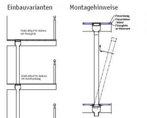 Abwasserrohrsystem