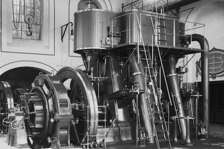 Anlagen & Kraftwerkstechnik