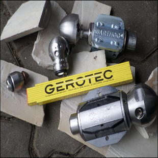 Gerotec Pipe and drainage channel