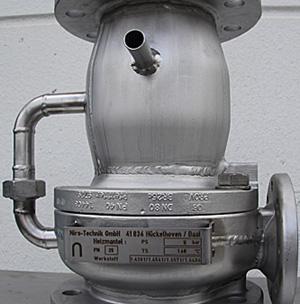 NiRo-Technik-Armatur